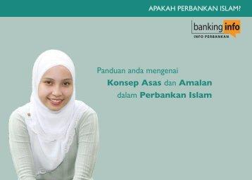 Apakah Perbankan Islam - Banking Info