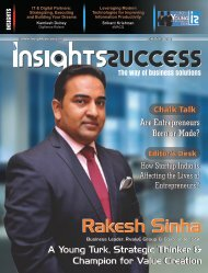 Insights Success The 30 Most Influential Young Entrepreneurs 2016