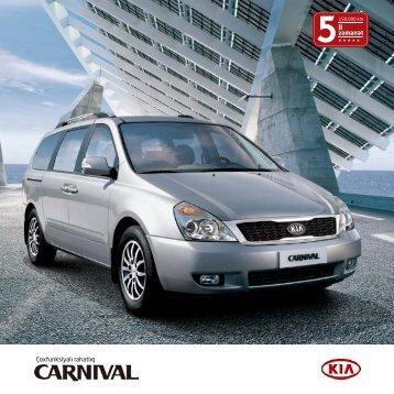 Çoxfunksiyalı rahatlıq - KIA Motors Azerbaijan