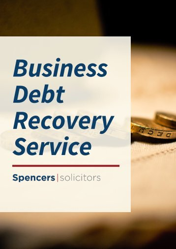 Business Debt Recovery Service