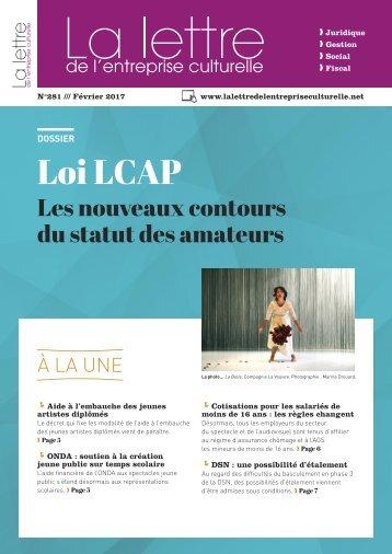 Loi LCAP