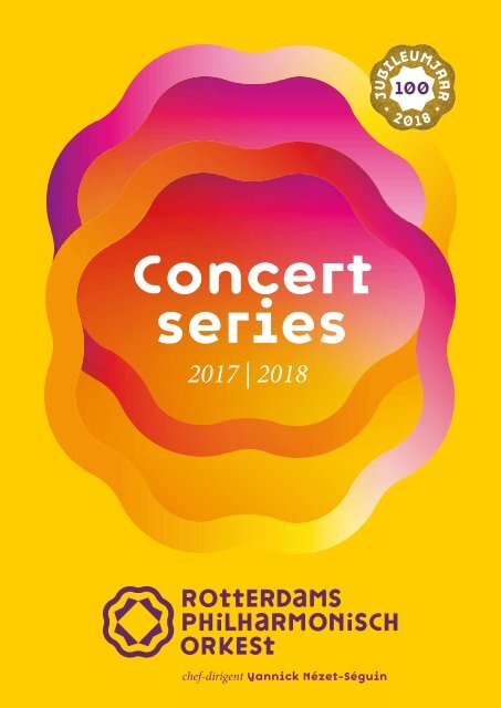 Seizoensbrochure concertseries 2017 | 2018