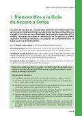 Guía de acceso a datos - Page 7