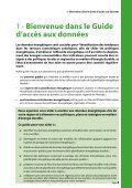 Guide d'accès aux données énergétiques - Page 7