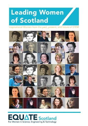 Leading Women of Scotland