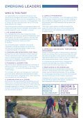 Emerging Leaders and Leadership Training - Page 4