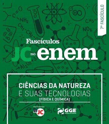 7º Fascículo - Física e Química - ELTON