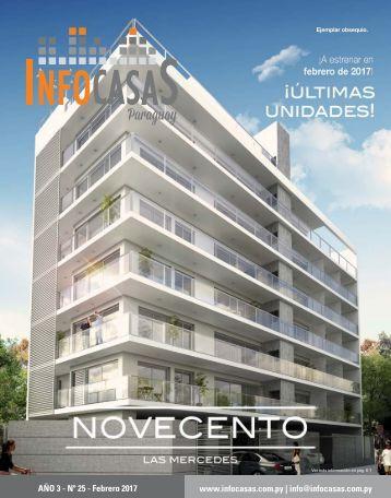 Revista InfoCasas Paraguay - Febrero 2017