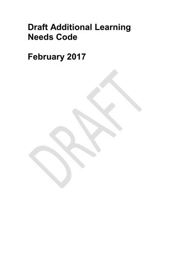 Needs Code February 2017