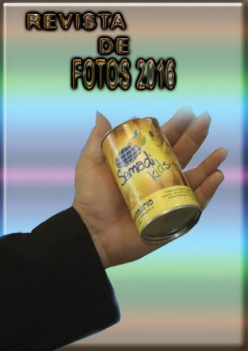 CAPA DA REVISTA 2016