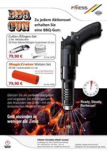 BBQ-Gun