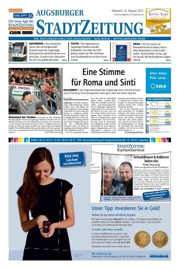 101 Augsburg - Süd 15.02.2017