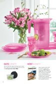 Tupperware Mid February 2017 Brochure - Page 2