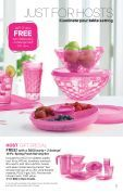 Tupperware Mid February 2017 Brochure - Page 3