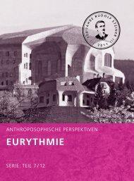 Teil 7/12: Eurythmie
