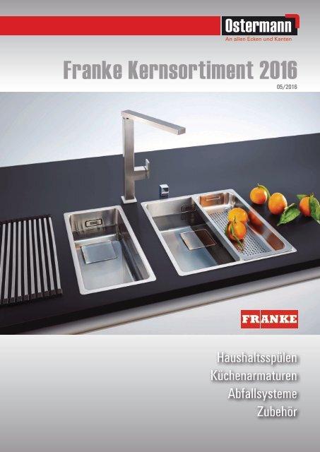 Franke Kernsortiment 2016