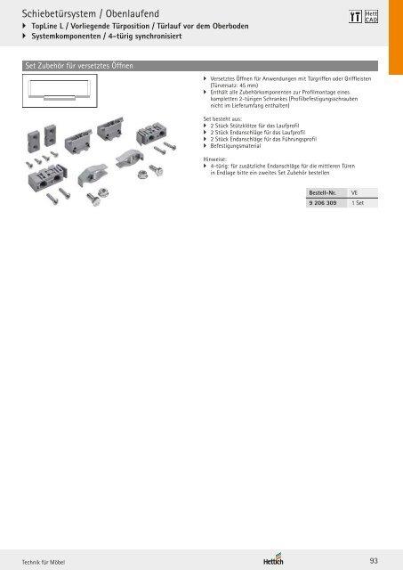 Hettich - Technik und Anwendung Band 2