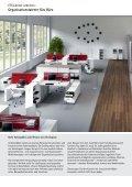 Hettich - Technik und Anwendung Büro und Arbeitswelten Band 3 - Seite 6