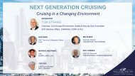 Next Generation Cruising - Cruising in a Changing Environment