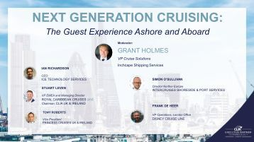 Next Generation Cruising - The Guest Experience Ashore & Aboard
