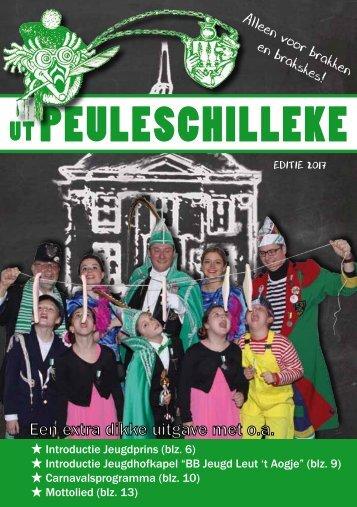 Ut Peuleschilleke van 2017