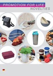 Perfekte Produkte für Ihre Promotion - Werbemittel-Neuheiten