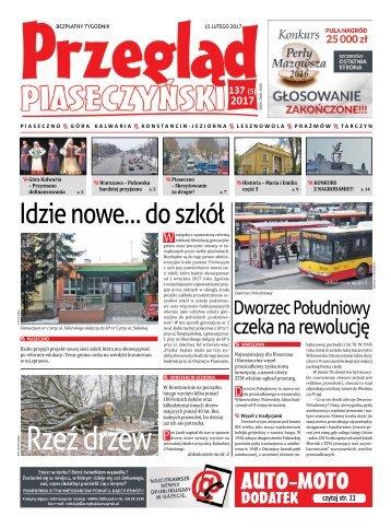 Przegląd Piaseczyński, Wydanie 137