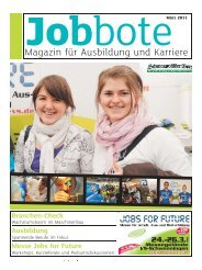 Messe Jobs for Future - Schwarzwälder Bote