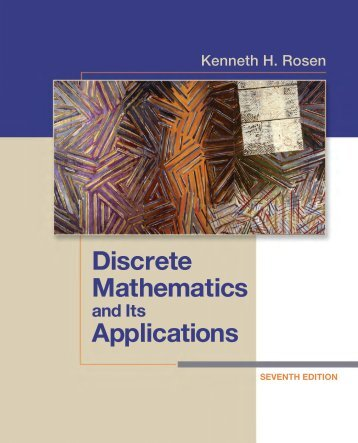 Discrete Mathematics Applications