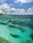 magic and mystery - Zest-Air Inflight Magazine - Page 2