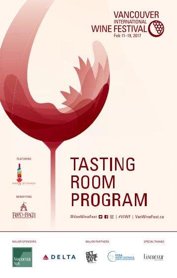 Vancouver International Wine Festival 2017 1