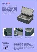Lazi frigorifice - Fomco - Page 3