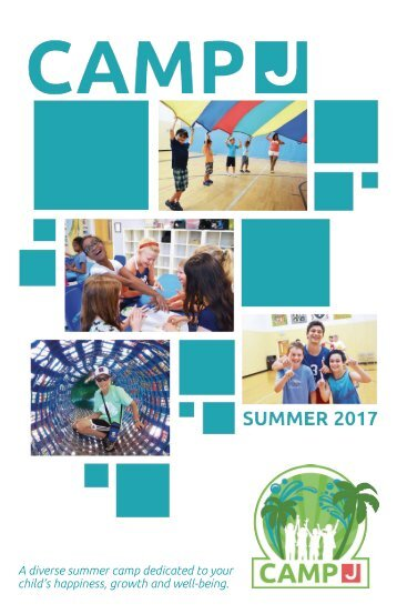Camp J at the Rosen JCC - Summer 2017