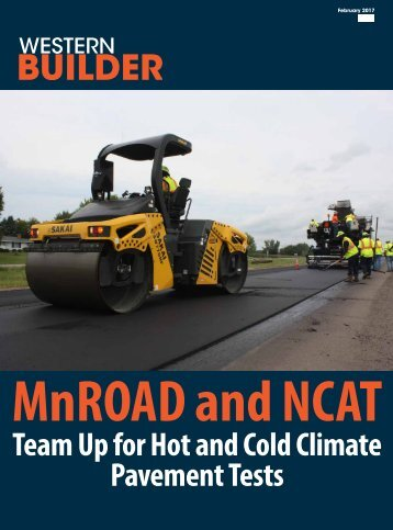 MnROAD and NCAT