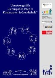 Umsetzungshilfe - Partizipation Leben in Kindergarten und ...