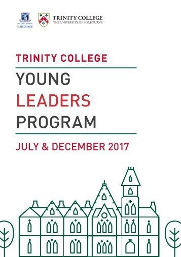 Young Leaders Brochure 2017 v6 (No Crop Marks)