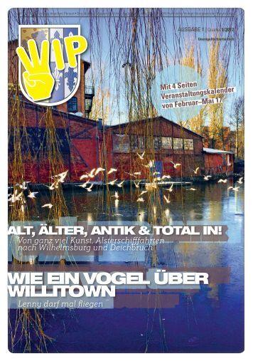 WIP Stadtteil-Magazin Nr.1/17