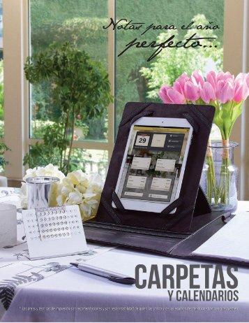 Carpetas y Calendarios 2017
