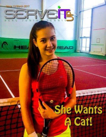 Serveitup Tennis Magazine #13