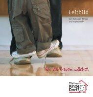 RZ Leitbild 20.4.06 - Bethanien Kinderdörfer gGmbH