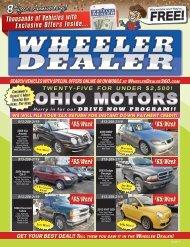 Wheeler Dealer Issue 07, 2017