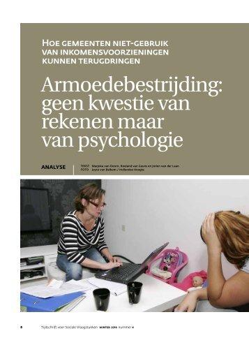 van psychologie