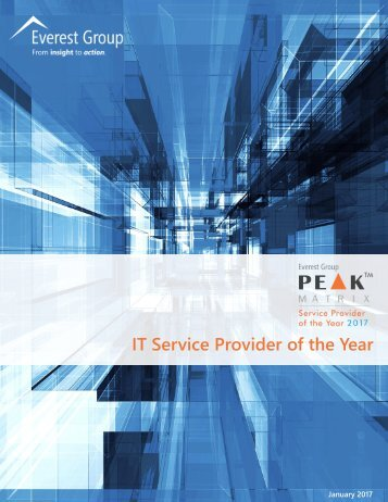 IT Service Provider of the Year