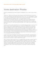 Destination: rhodos - Page 4
