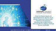 Global 3rd Platform Market – Trends & Forecast, 2015-2020