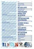 FC LUZERN MATCHZYTIG N°9 16/17 (RSL 21) - Seite 3