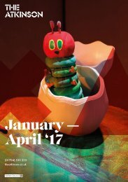 January — April '17