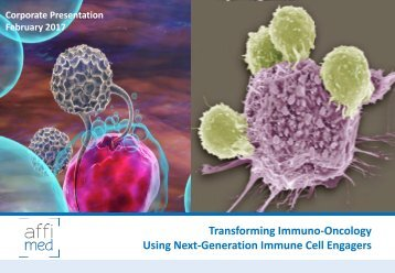 Transforming Immuno-Oncology Using Next-Generation Immune Cell Engagers