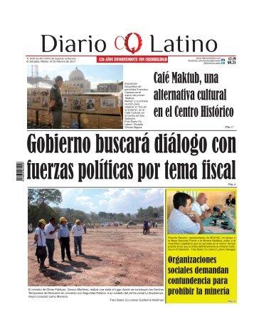 Edición 14 de Febrero de 2017