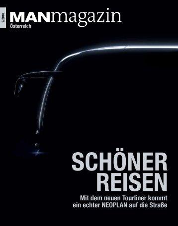 MANmagazin Ausgabe Bus 2/2016 Österreich